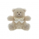 Small Beige Teddy Bear